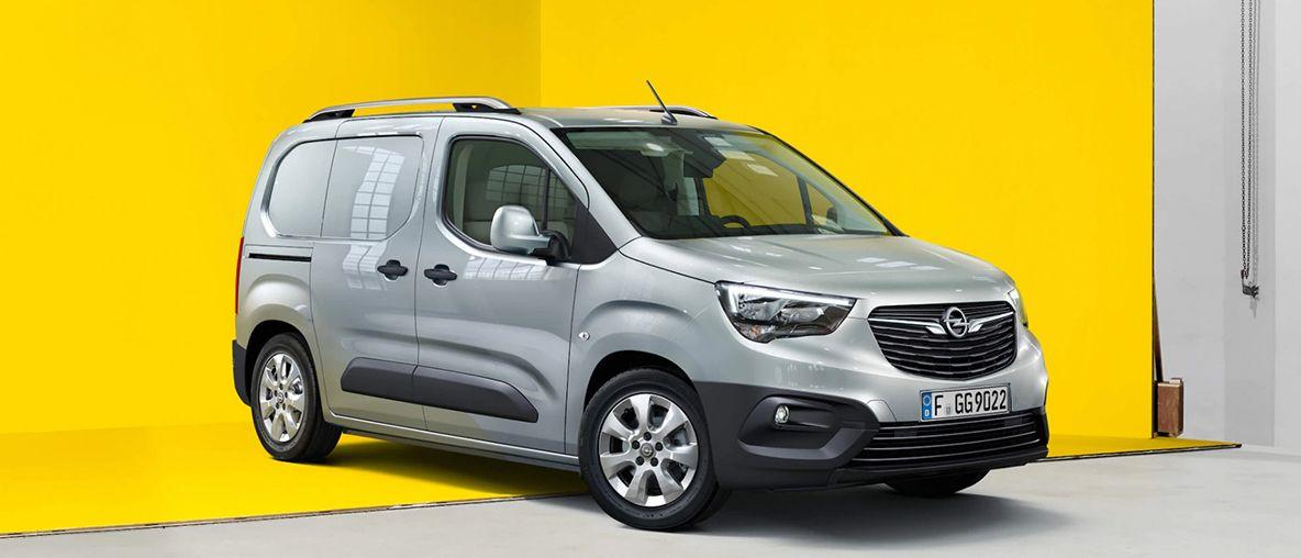 Opel komercijalna vozila