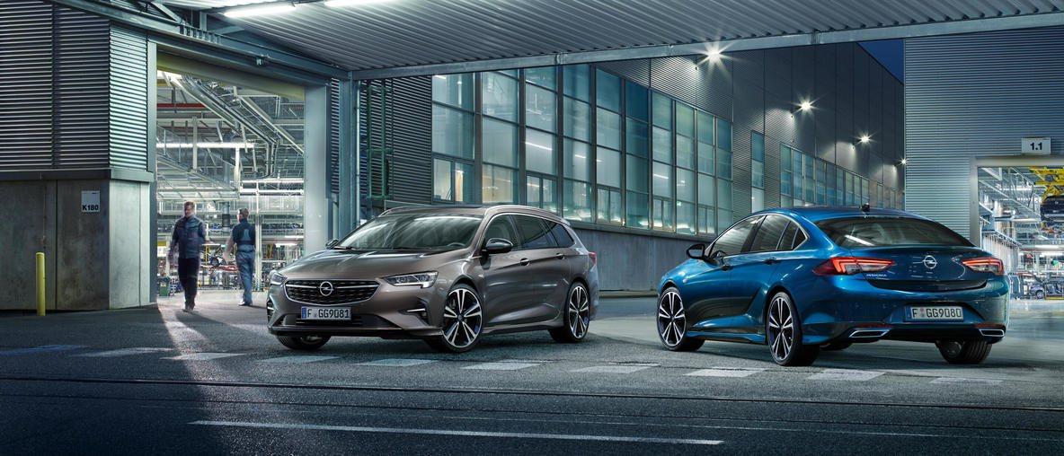Nova Opel Insignia