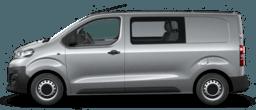 Novi Vivaro Crew Van